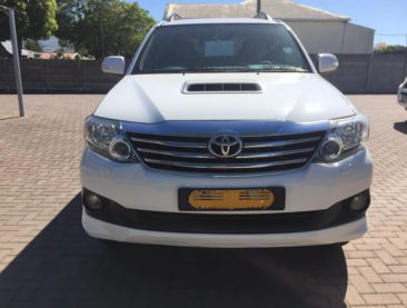 2013 Toyota Fortuner 3.0D-4D A/T 7-seat