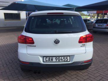 2014 Volkswagen Tiguan 2.0 TDI Bluemotion