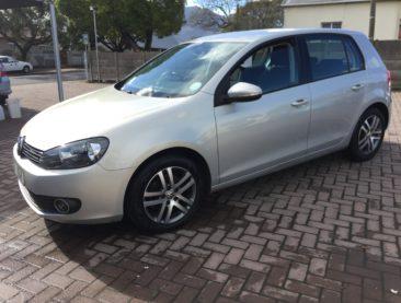2011 Volkswagen Golf 1.4 TSI Comfortline